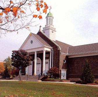St. Joseph Church, 1200 Mendon Road, Woonsocket, RI, 02895